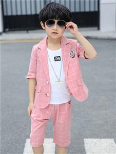 兔子杰罗粉色外套