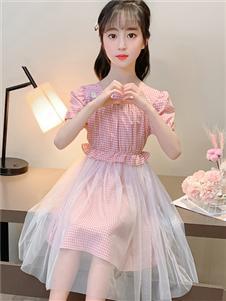 兔子杰罗新款时尚连衣裙
