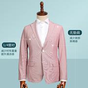 富绅V定制新品来袭,为夏天而生的轻薄无里西服