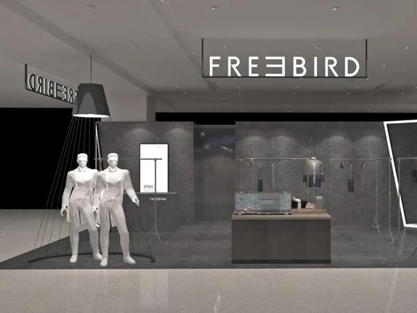 自由鸟店铺展示