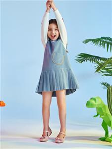 红蜻蜓新款气质连衣裙