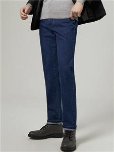 九牧王2020秋新款牛仔裤