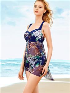 曼妮芬新款时尚泳衣