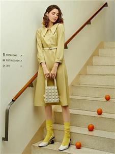 秋熠秋装连衣裙