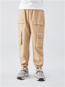 安奈儿童装Annil安奈儿男童裤子