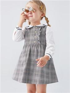安奈儿童装Annil安奈儿女裙