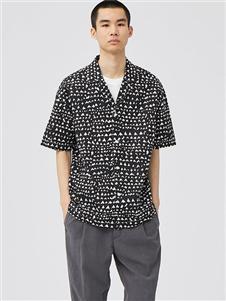 单农短袖时尚衬衫