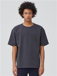单农纯色T恤