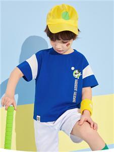 迪士尼宝宝童装迪士尼宝宝男童休闲T恤