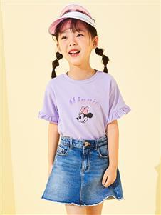 迪士尼宝宝童装迪士尼宝宝女童T恤
