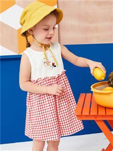 迪士尼宝宝童装迪士尼宝宝女童可爱裙子