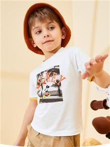 迪士尼宝宝童装迪士尼宝宝男童T恤