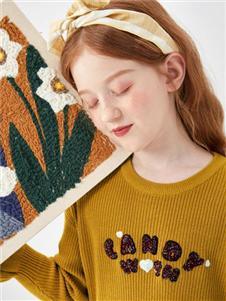 巴拉巴拉童装巴拉巴拉秋季针织衫