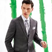 富绅V定制:专属瘦型身材的西服定制