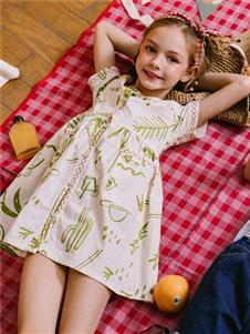 五月童品童装五月童品2020秋装裙子