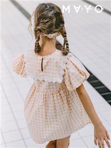 五月童品童装五月童品2020秋装女裙