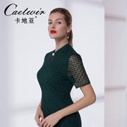 卡地亚温柔又有质感的连衣裙 演绎你的专属style