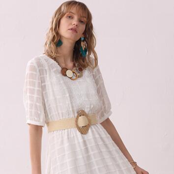 百圖betu:夏天穿連衣裙更好看哦!