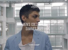 爱马仕2021夏季男装系列以短片形式在线发布