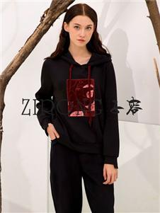 ZIRONG子容秋装卫衣