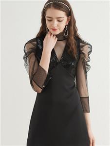 艾薇女装艾薇女装连衣裙秋新款