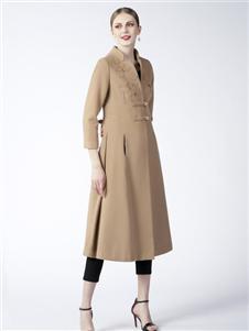 素罗依女装素罗依新款大衣