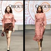 QROUBLE俏帛 × 时尚深圳展FASHION SHOW精彩回顾