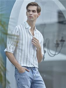 爱迪丹顿时尚新款衬衫