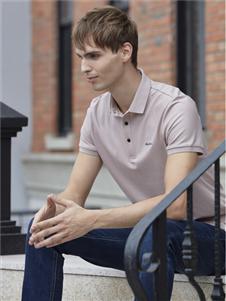 爱迪丹顿男装爱迪丹顿短袖POLO衫