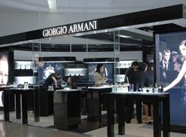 阿玛尼集团提前恢复增长:精简品牌组合收到成效
