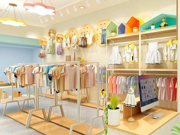 宾果童话童装品牌形象店