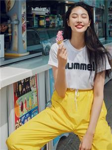 Hummel时尚T恤
