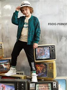 青蛙王子男童20秋外套