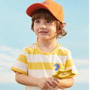 夏季短袖时髦搭配 小猪班纳童装为你推荐