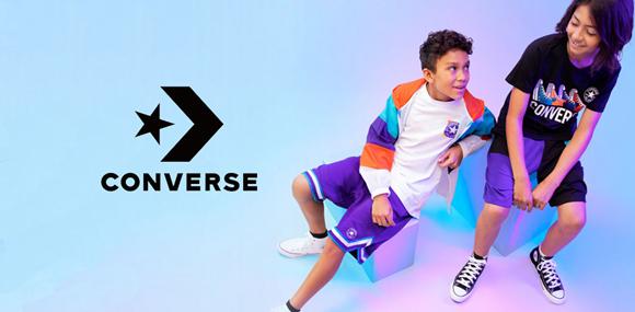 Converse(匡威)童裝誠邀您的加盟