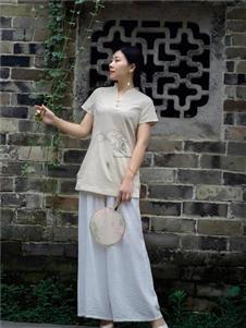 木棉道女装木棉道修身上衣