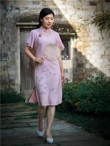 木棉道女装木棉道改良版旗袍