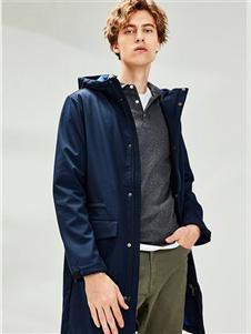 佐丹奴男士2020外套