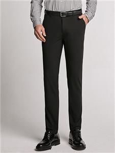 谱拉歌世新款修身男裤