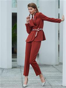 例格女装例格女装2020秋西服套装