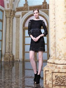 卡地亚女装 小黑裙