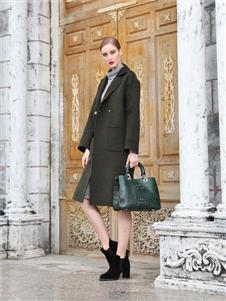卡地亚女装气质大衣