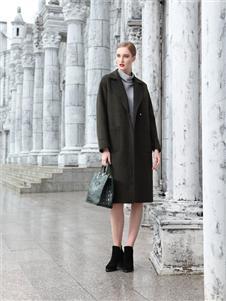 卡地亚女装时尚大衣