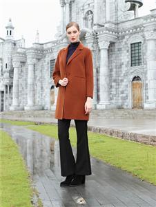 卡地亚女装新款大衣
