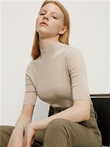 艾诺丝雅诗女装艾诺丝雅诗2020秋装针织衫