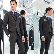 富绅男装V定制丨穿西装告别白衬衫,这几种颜色比白衬衫更好看