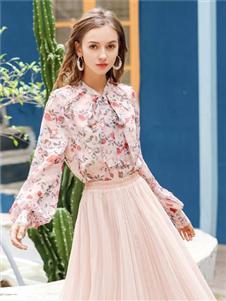 法思莉新款半身裙
