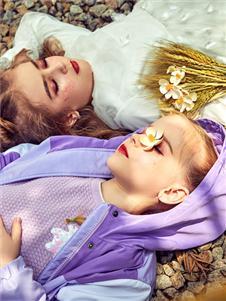 水孩儿童装水孩儿童装女童秋新款外套