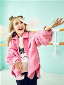 水孩儿童装水孩儿女童2020秋外套