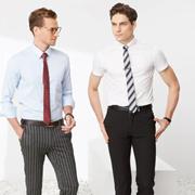 富绅V定制丨衬衫加分小细节,定制属于你的专属衬衫
